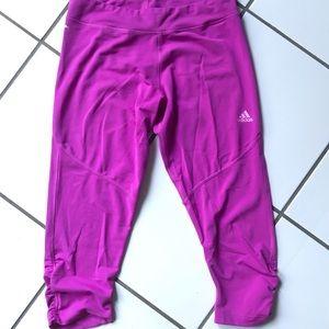 Adidas Climalite 3/4 Pants
